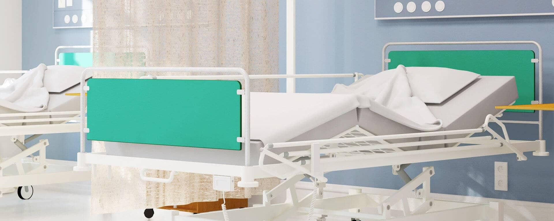 łóżko medyczne