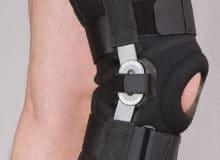 Orteza stawu kolanowego stabilizująca zamknięta